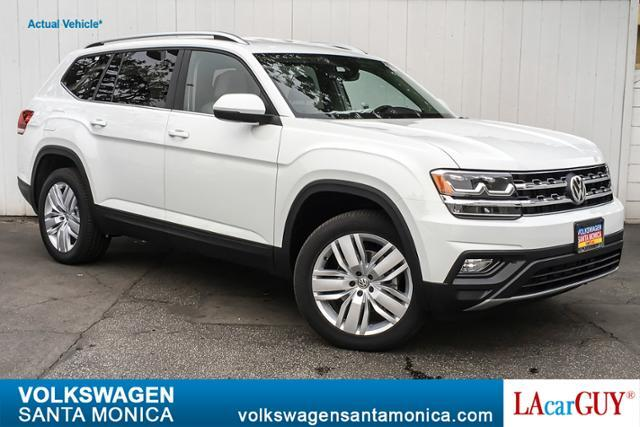 2019_Volkswagen_Atlas_3.6L V6 SE w/Technology 4MOTION_ Santa Monica CA