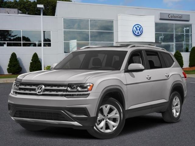 2019 Volkswagen Atlas 3.6L V6 SE w/Technology 4MOTION Westborough MA