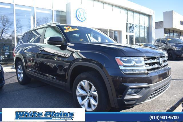 2019 Volkswagen Atlas 3.6L V6 SE w/Technology 4MOTION White Plains NY