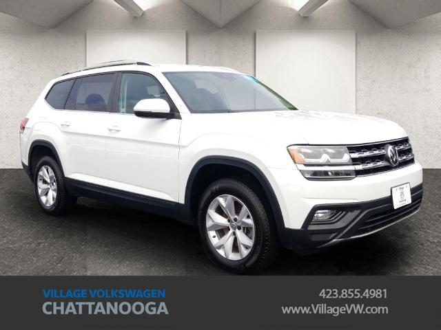 2019 Volkswagen Atlas 3.6L V6 SE w/Technology 4Motion Chattanooga TN