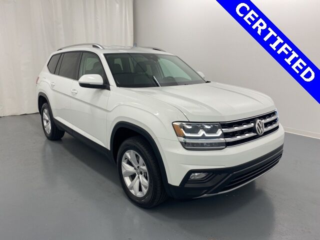 2019 Volkswagen Atlas 3.6L V6 SE w/Technology 4Motion Holland MI