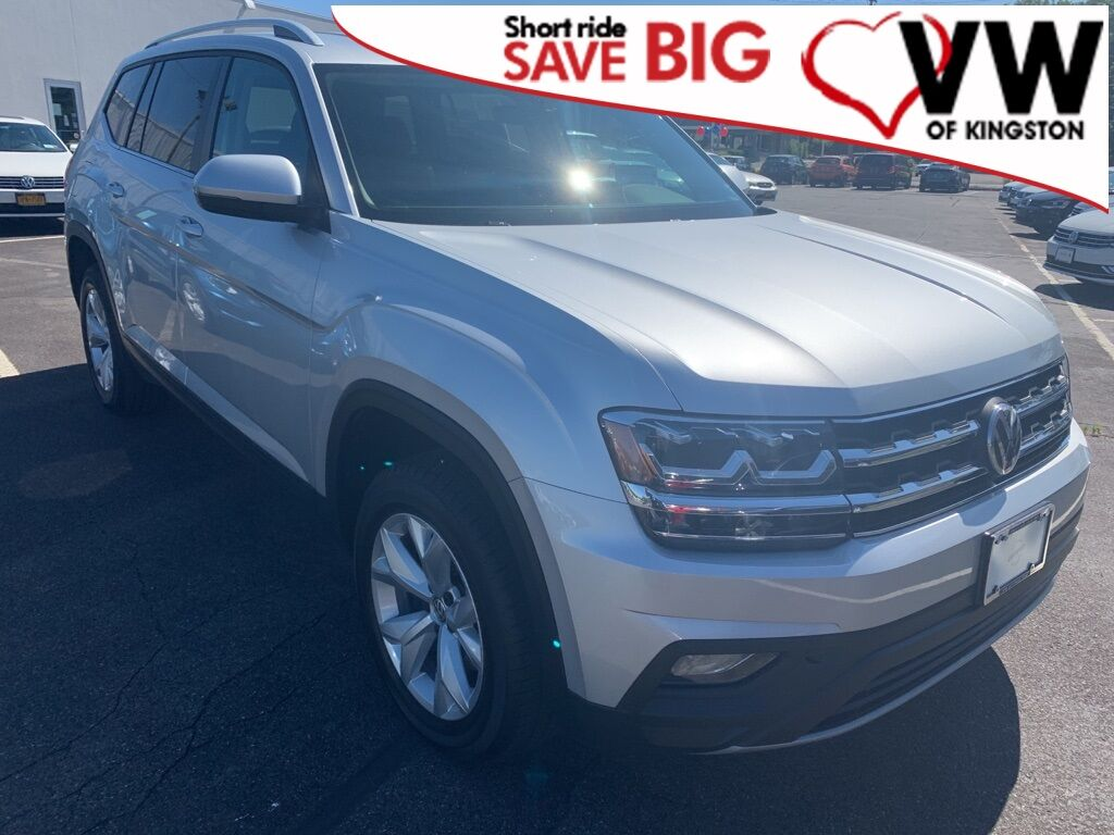 2019_Volkswagen_Atlas_3.6L V6 SE w/Technology 4Motion_ Kingston NY