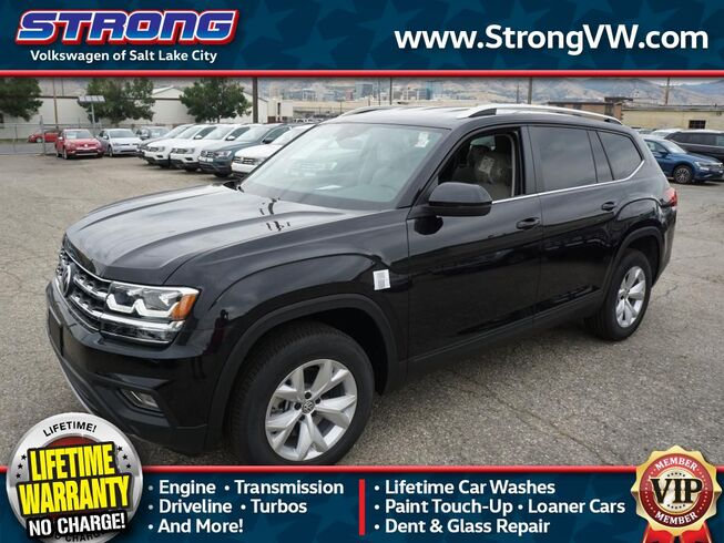 2019 Volkswagen Atlas 3.6L V6 SE w/Technology AWD Salt Lake City UT