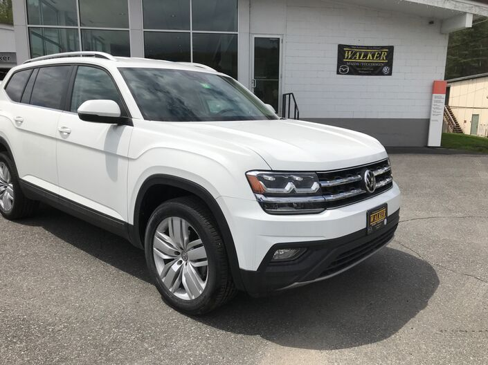 2019 Volkswagen Atlas 3.6L V6 SE w/Technology Barre VT
