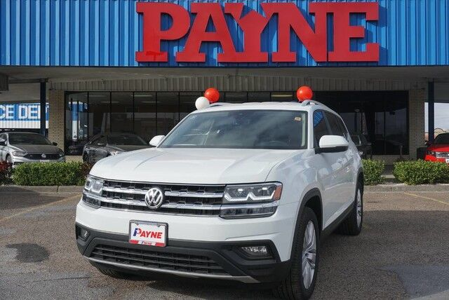 2019 Volkswagen Atlas 3.6L V6 SE w/Technology Brownsville TX