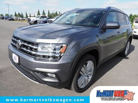 2019 Volkswagen Atlas 3.6L V6 SE w/Technology Burlington WA