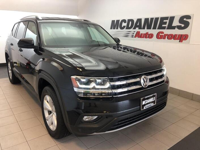 2019 Volkswagen Atlas 3.6L V6 SE w/Technology Columbia SC