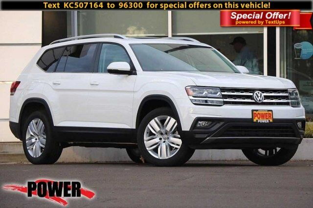 2019 Volkswagen Atlas 3.6L V6 SE w/Technology Corvallis OR