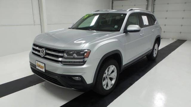 2019 Volkswagen Atlas 3.6L V6 SE w/Technology Topeka KS