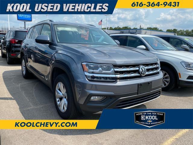 2019 Volkswagen Atlas 3.6L V6 SE w/Technology Grand Rapids MI