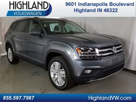 2019 Volkswagen Atlas 3.6L V6 SE w/Technology Highland IN