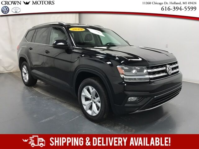 2019 Volkswagen Atlas 3.6L V6 SE w/Technology Holland MI