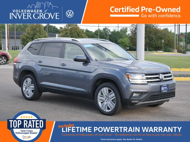 2019 Volkswagen Atlas 3.6L V6 SE w/Technology Inver Grove Heights MN