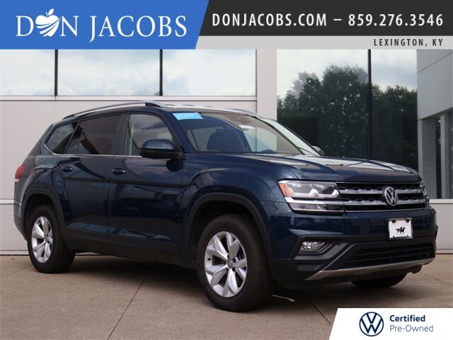 2019 Volkswagen Atlas 3.6L V6 SE w/Technology Lexington KY
