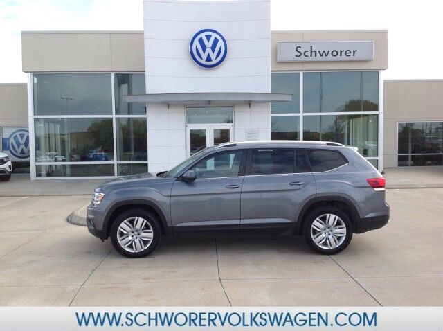2019 Volkswagen Atlas 3.6L V6 SE w/Technology Lincoln NE