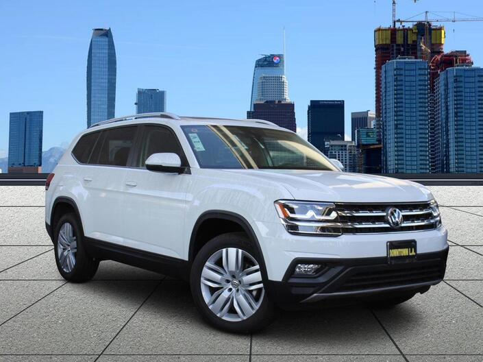 2019 Volkswagen Atlas 3.6L V6 SE w/Technology Los Angeles CA