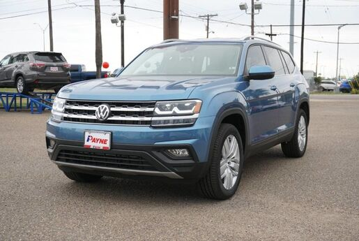 2019 Volkswagen Atlas 3.6L V6 SE w/Technology Mission TX