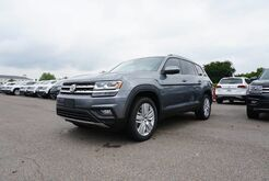 2019_Volkswagen_Atlas_3.6L V6 SE w/Technology_ Mission TX