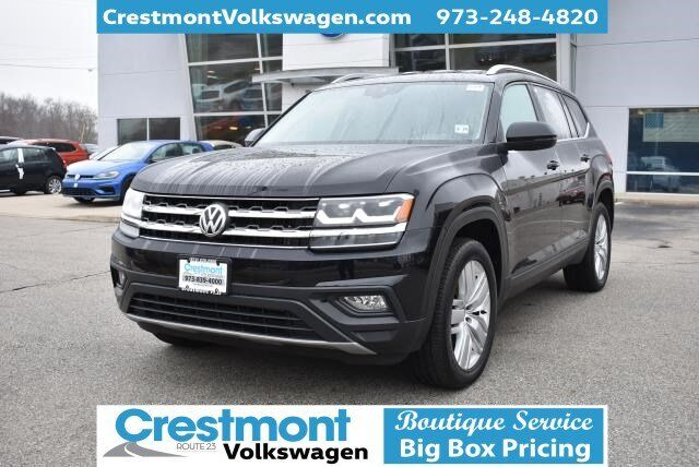 2019 Volkswagen Atlas 3.6L V6 SE w/Technology Pompton Plains NJ