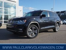 2019_Volkswagen_Atlas_3.6L V6 SE w/Technology R-Line 4MOTION_ Brockton MA