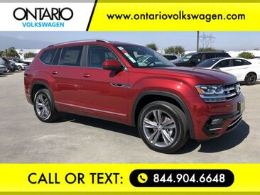 2019 Volkswagen Atlas 3.6L V6 SE w/Technology R-Line 4MOTION