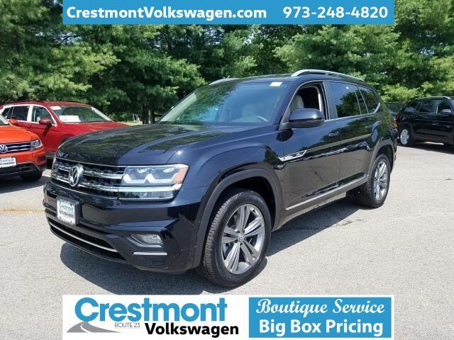 2019 Volkswagen Atlas 3.6L V6 SE w/Technology R-Line 4MOTION Pompton Plains NJ