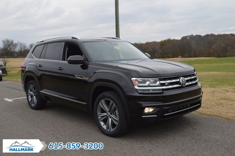 2019 Volkswagen Atlas 3.6L V6 SE w/Technology R-Line Franklin TN