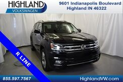 2019_Volkswagen_Atlas_3.6L V6 SE w/Technology R-Line_ Highland IN
