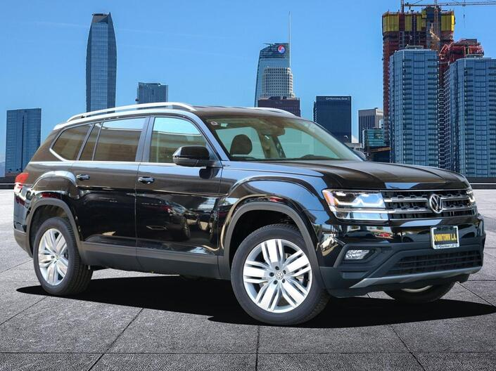 2019 Volkswagen Atlas 3.6L V6 SE w/Technology R-Line Los Angeles CA