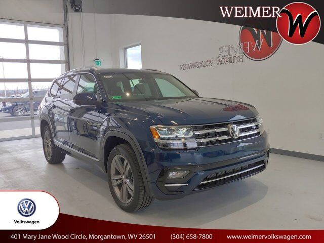 2019 Volkswagen Atlas 3.6L V6 SE w/Technology R-Line Morgantown WV