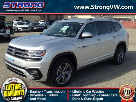 2019_Volkswagen_Atlas_3.6L V6 SE w/Technology R-Line_ Salt Lake City UT