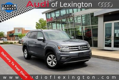 2019_Volkswagen_Atlas_3.6L V6 SE w/Technology_ Richmond KY