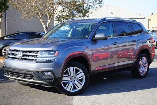 2019 Volkswagen Atlas 3.6L V6 SE w/Technology San Rafael CA
