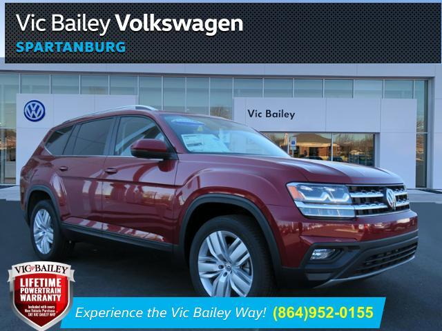 2019 Volkswagen Atlas 3.6L V6 SE w/Technology Spartanburg SC