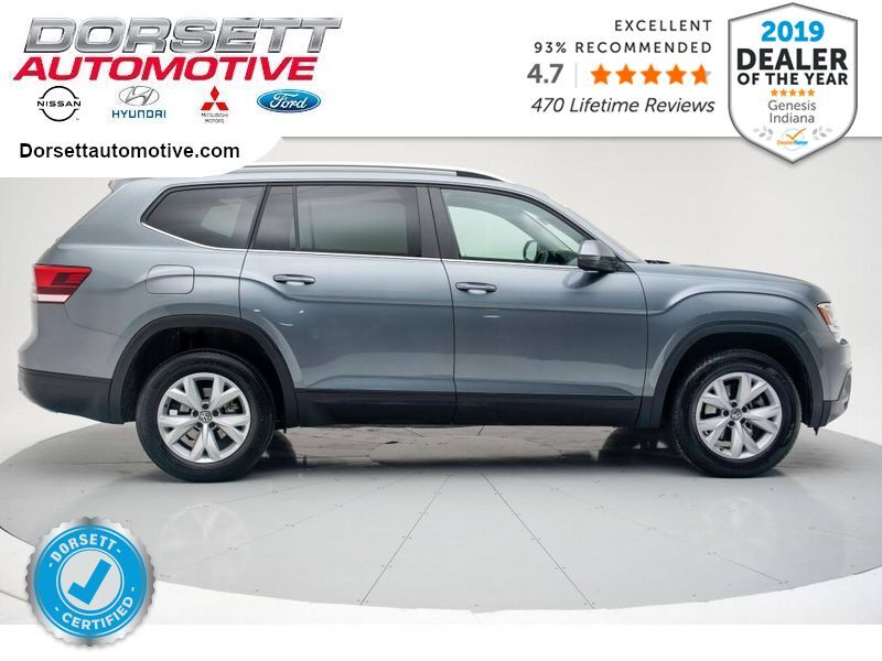 2019 Volkswagen Atlas 3.6L V6 SE w/Technology Terre Haute IN