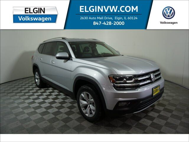 2019 Volkswagen Atlas 3.6L V6 SE w/Technology with 20