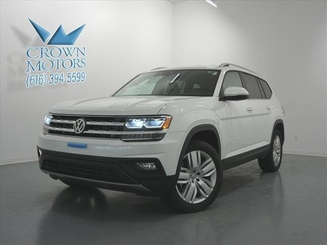 2019 Volkswagen Atlas 3.6L V6 SE w/Technology3.6L V6 SE w/Technology 4MOTION Holland MI