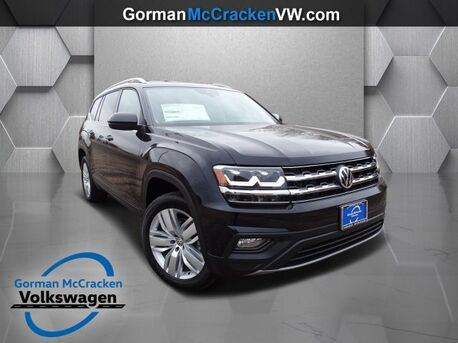 2019_Volkswagen_Atlas_3.6L V6 SE with Technology_ Longview TX