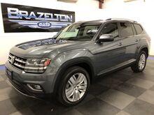2019_Volkswagen_Atlas_3.6L V6 SEL, 2nd Row Buckets, 20in Wheels_ Houston TX