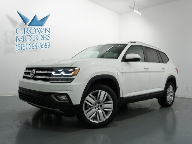 2019 Volkswagen Atlas 3.6L V6 SEL 4MOTION Holland MI