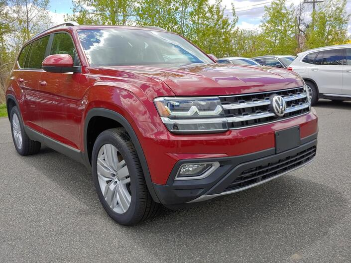 2019 Volkswagen Atlas 3.6L V6 SEL 4MOTION Pittsfield MA