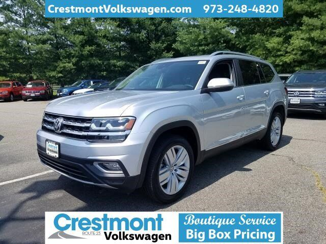 2019 Volkswagen Atlas 3.6L V6 SEL 4MOTION Pompton Plains NJ