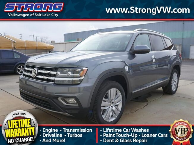 2019 Volkswagen Atlas 3.6L V6 SEL AWD Salt Lake City UT