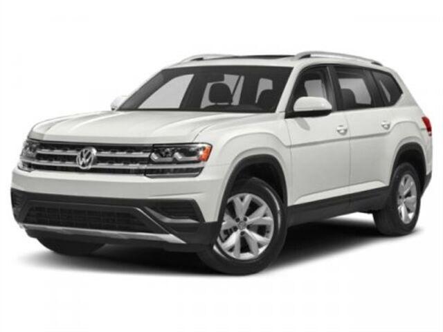 2019 Volkswagen Atlas 3.6L V6 SEL Chattanooga TN