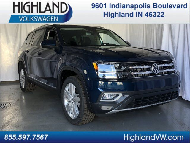 2019 Volkswagen Atlas 3.6L V6 SEL Highland IN