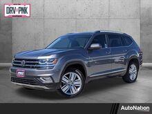 2019_Volkswagen_Atlas_3.6L V6 SEL_ Houston TX
