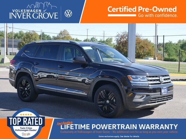 2019 Volkswagen Atlas 3.6L V6 SEL Inver Grove Heights MN