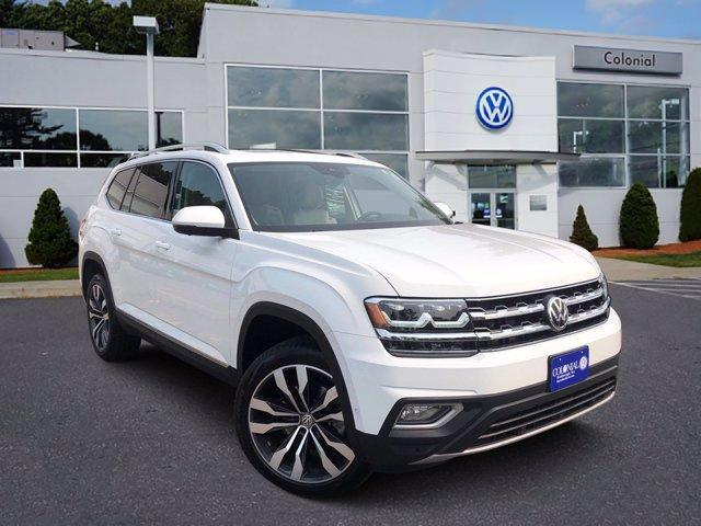 2019 Volkswagen Atlas 3.6L V6 SEL Premium 4MOTION Westborough MA