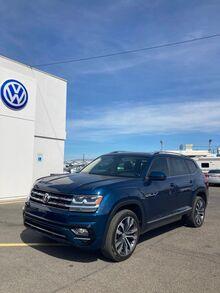 2019_Volkswagen_Atlas_3.6L V6 SEL R-LINE 4MOTIO_ Yakima WA