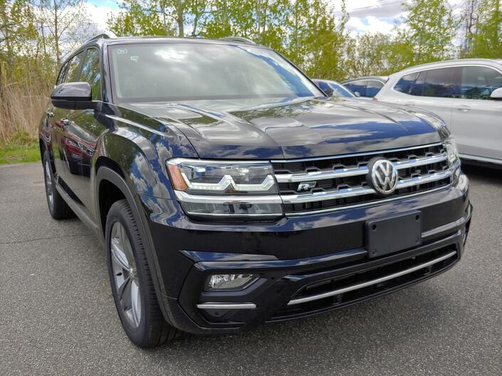 2019 Volkswagen Atlas 3.6L V6 SEL R-Line 4MOTION Pittsfield MA